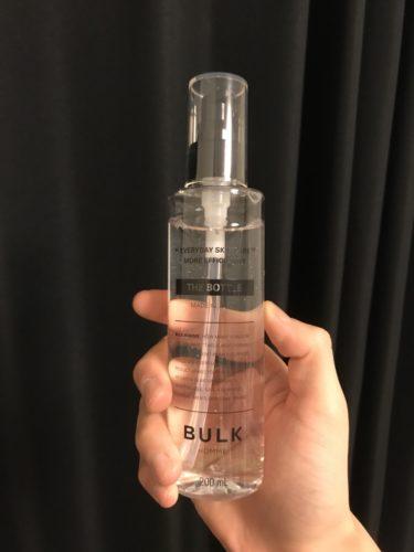 バルクオム ボトル