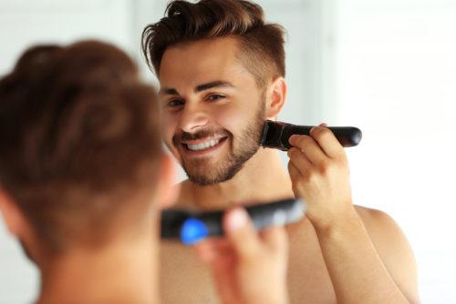 髭剃り 痛い 逆剃り