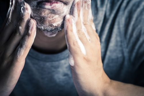 スクラブ洗顔