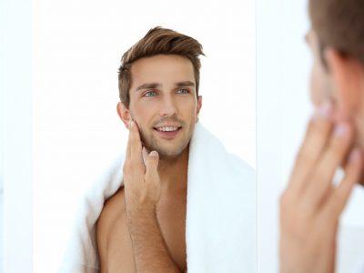 30代男性 洗顔料 化粧水