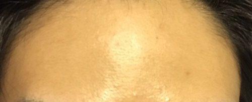バルクオム日焼け止め 顔のテカリ