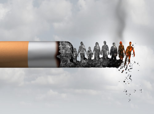 ニキビ 喫煙